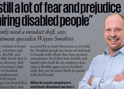 Purple Talks Disability Employment in People Management Magazine
