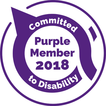 Purple Membership logo.