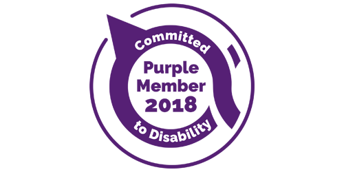 The Purple Membership logo.