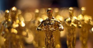 The Oscars award.
