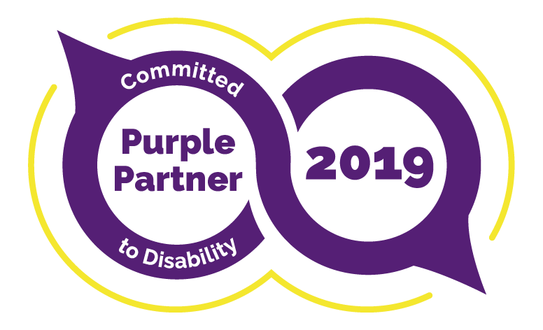 Purple Partner Logo