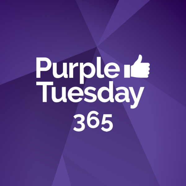 Purple Tuesday 365